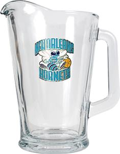 NBA New Orleans Hornets 1/2 Gallon Glass Pitcher