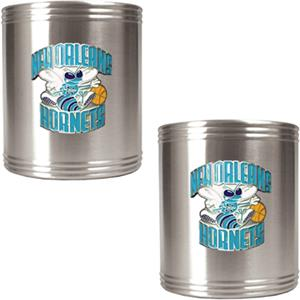 NBA Hornets Stainless Steel Can Holders