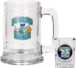NBA New Orleans Hornets Boilermaker Gift Set