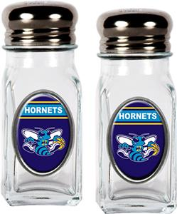 NBA New Orleans Hornets Salt & Pepper Shaker Set
