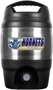 NBA New Orleans Hornets 1 gallon Tailgate Jug
