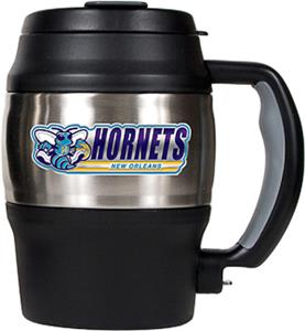 NBA Hornets 20oz Stainless Steel Mini Jug