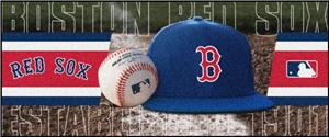 Fan Mats Boston Red Sox Baseball Runners