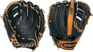 "A2K H-Web Leather 11.5"" Infield Baseball Glove"