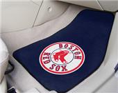 Fan Mats Boston Red Sox Carpet Car Mats (set)