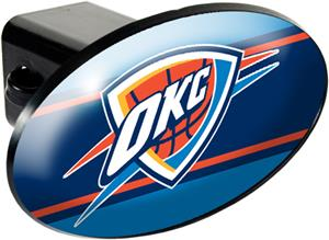 NBA Oklahoma Thunder Trailer Hitch Cover