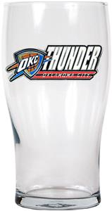 NBA Oklahoma Thunder 20oz Pub Glass