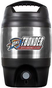 NBA Oklahoma Thunder 1 gallon Tailgate Jug