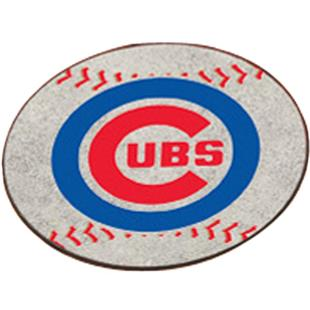 Fan Mats Chicago Cubs Baseball Mats