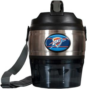 NBA Oklahoma Thunder 80oz. Grub Jug
