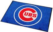 Fan Mats Chicago Cubs Starter Mats