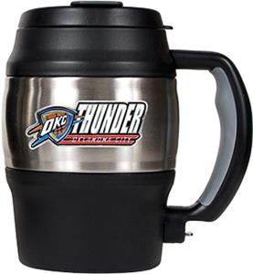 NBA Oklahoma Thunder 20oz Stainless Steel Mini Jug