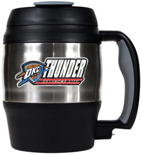 NBA Thunder 52oz Stainless Macho Travel Mug