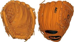 "A2K ASO Pro Leather 12"" Pitcher Baseball Glove"