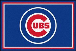 Fan Mats Chicago Cubs 5&#39; x 8&#39; Rugs
