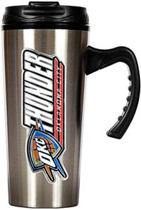 NBA Oklahoma Thunder 16oz Travel Mug