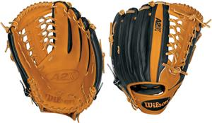 "A2K KP92 Pro Leather 12.5"" Outfield Baseball Glove"