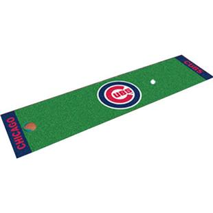 Fan Mats Chicago Cubs Putting Green Mats