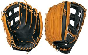 A2K 1799 Leather 12.75&quot; Outfield Baseball Glove