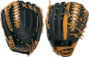 "A2K OT6 Pro Leather 12.75"" Outfield Baseball Glove"