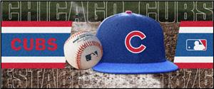 Fan Mats Chicago Cubs Baseball Runners