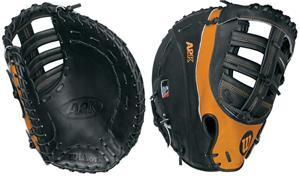 "A2K 2800 Pro Leather 12"" 1st Base Baseball Glove"