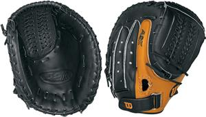 "A2K FP CM 34"" Catchers Fastpitch Softball Mitt"