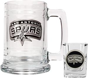 NBA San Antonio Spurs Boilermaker Gift Set
