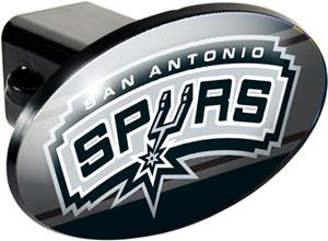 NBA San Antonio Spurs Trailer Hitch Cover