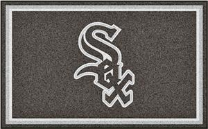 Fan Mats Chicago White Sox 4' x 6' Rugs