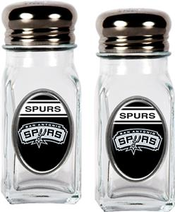 NBA San Antonio Spurs Salt & Pepper Shaker Set