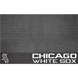 Fan Mats MLB Chicago White Sox Grill Mats