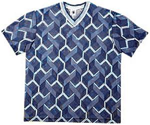 CO-High 5 Navy Competitor soccer jerseys w/BK #s