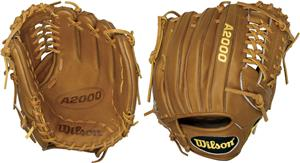 "Wilson A2000 1796 11.75"" Pitcher Baseball Glove"