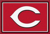 Fan Mats Cincinnati Reds 5' x 8' Rugs