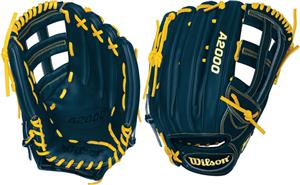 "A2000 RB8 Braun 12.75"" Outfield Baseball Glove"