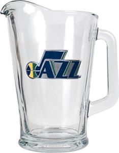 NBA Utah Jazz 1/2 Gallon Glass Pitcher