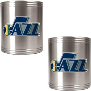 NBA Utah Jazz Stainless Steel Can Holders