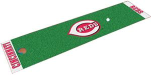 Fan Mats Cincinnati Reds Putting Green Mats