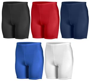 Game Gear Adult 5&quot; Nylon Compression Shorts