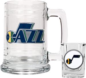 NBA Utah Jazz Boilermaker Gift Set