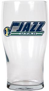 NBA Utah Jazz 20oz Pub Glass