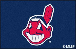 Fan Mats Cleveland Indians Starter Mats