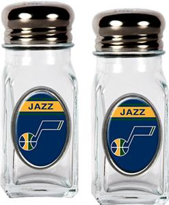 NBA Utah Jazz Salt & Pepper Shaker Set