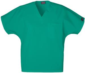 Cherokee Unisex V-Neck Tunic Scrub Top