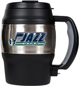 NBA Utah Jazz 20oz Stainless Steel Mini Jug
