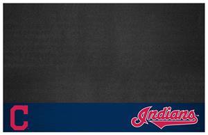 Fan Mats MLB Cleveland Indians Grill Mats