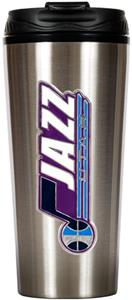 NBA Utah Jazz 16oz Travel Tumbler