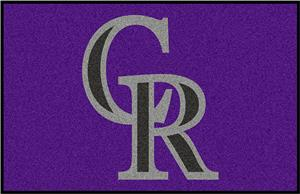 Fan Mats Colorado Rockies Starter Mats