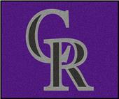 Fan Mats Colorado Rockies Tailgater Mats